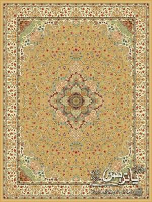 فرش ونوس بژ ۱۰۵۰ شانه