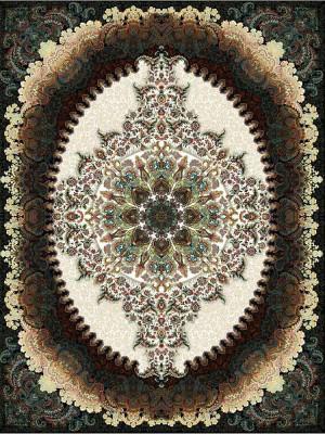 فرش ترانه کرم ۷۰۰ شانه
