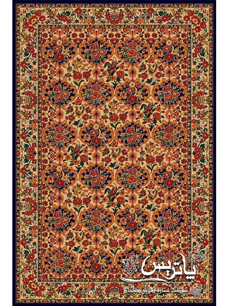 تصویر فرش گلیم کد ۹۹۷۳ - ۴۰۰ شانه